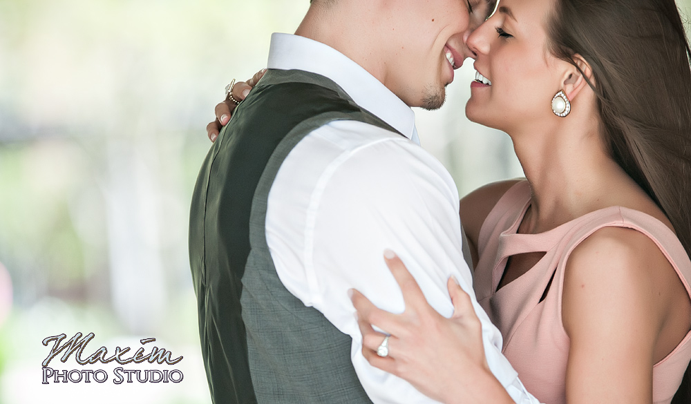 Cool Columbus Engagement Photography